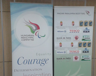 We supported the Paralympics